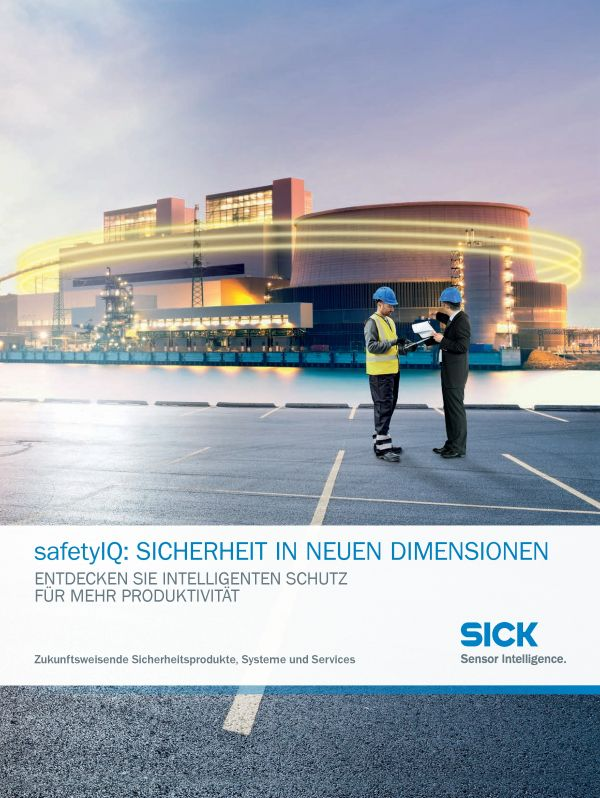 safetyIQ: Sicherheit in neuen Dimensionen